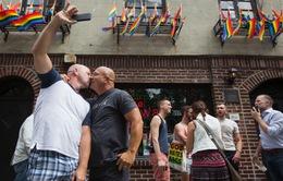 TT Obama: Hợp pháp hóa hôn nhân đồng giới là thắng lợi của nước Mỹ