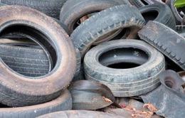 Nhiều xe lưu hành không đảm bảo an toàn về lốp