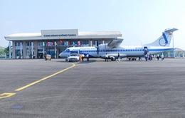 Lùi thời gian đóng cửa sân bay Pleiku lại một tuần