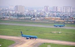 Sân bay Tân Sơn Nhất đóng cửa 15 phút vì chú chó đi lạc