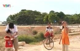 Thiếu sân chơi cho trẻ em trong mùa hè