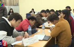 Sàn giao dịch việc làm dành cho lao động từ Hàn Quốc về nước