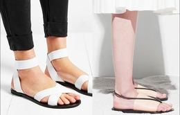 Sandals mùa Hè 2015 - Thanh lịch, trẻ trung