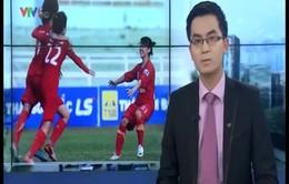 Giải bóng đá nữ VĐQG 2015: Hà Nội II thắng lớn