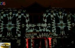 Mới lạ nghệ thuật trình diễn ánh sáng 3D Video Mapping