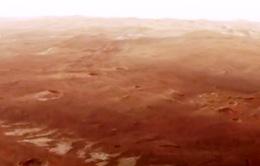 Tái hiện hình ảnh bề mặt sao Hỏa