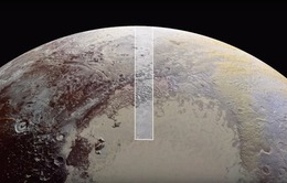 NASA công bố những hình ảnh gần nhất của sao Diêm Vương