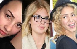 Sao nữ tự tin khoe vẻ đẹp không son phấn