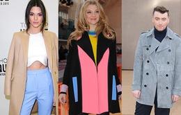 """""""Soi"""" trang phục các sao ở Tuần lễ thời trang London 2015"""