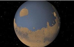 Sao Hỏa từng có nhiều nước hơn Bắc Băng Dương