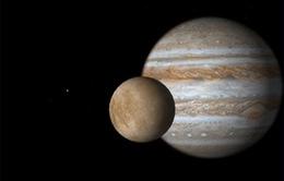 NASA công bố kế hoạch khám phá Mặt trăng của sao Mộc