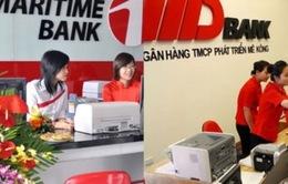 MDB chính thức sáp nhập vào Maritime Bank
