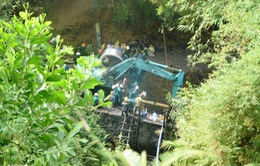 Sập hầm than ở Hòa Bình: Tìm kiếm nạn nhân cuối cùng ở các hầm thượng
