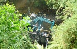 Tìm thấy một trong hai nạn nhân mắc kẹt vụ sập hầm ở Hòa Bình