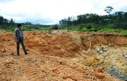 Lâm Đồng: Sập hầm khai thác thiếc, 2 người thiệt mạng