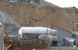 Trung Quốc: Sập tường, ít nhất 10 người thiệt mạng