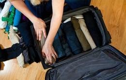 9 lời khuyên hữu ích trong việc bảo quản hành lý khi đi du lịch