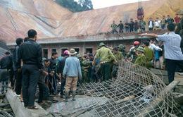 Hà Tĩnh: 2 người chết, 6 người bị thương do sập giàn giáo xây dựng cây xăng
