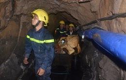 Sập hầm than ở Hòa Bình: Còn 5 - 6 m nữa là đến cuối đường hầm