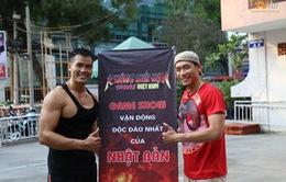 Không giới hạn - Sasuke Việt Nam tuyển thí sinh tại Bình Dương