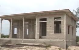 Huế: 3.500 hộ dân vùng sạt lở chưa được di dời