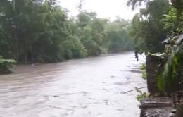 Quảng Ninh: Sạt lở ven sông, suối đe dọa nhiều hộ dân