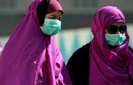 Saudi Arabia xác nhận thêm 23 ca nhiễm MERS trong tháng 6