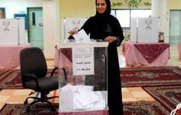 Saudi Arabia: Lần đầu tiên phụ nữ trúng cử vào Hội đồng địa phương