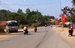 Say rượu, người đàn ông tông thẳng xe máy ngược chiều