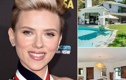 Ngắm căn nhà sang trọng của Scarlett Johansson