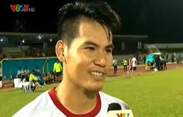 Huỳnh Quang Thanh quyết trở lại ĐTQG