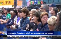 Hang Sơn Đoòng gây ấn tượng mạnh với khán giả Mỹ