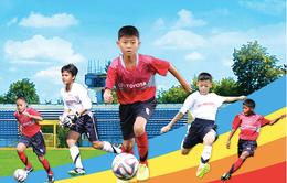 Trại hè Bóng đá thiếu niên Toyota sơ tuyển khu vực phía Bắc