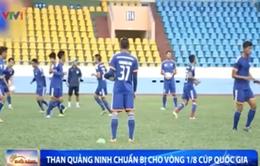 Than Quảng Ninh tăng cường sức mạnh trước trận đấu gặp Hà Nội T&T