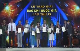 """""""Điện Biên Phủ - Ký ức và Lịch sử"""" đạt giải A giải Báo chí Quốc gia năm 2014"""