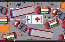 So sánh thú vị giữa giao thông Mỹ và Ấn Độ