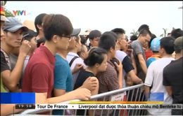 Chuyện đằng sau tấm vé giao hữu Việt Nam – Manchester City