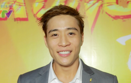 Diễn viên Linh Sơn gửi lời chúc tới VTV