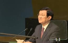 Việt Nam cam kết thực hiện Chương trình nghị sự 2030 của LHQ