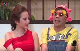 Angela Phương Trinh bất ngờ giật cúp Ơn giời! Cậu đây rồi! 2015