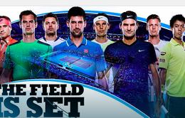 Kei Nishikori và David Ferrer giành 2 tấm vé cuối cùng dự ATP World Tour Finals