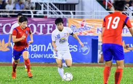 Công Phượng nã đại bác phá lưới U19 Hàn Quốc trong trận chung kết