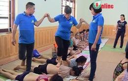 """Thái Nguyên: Tạm dừng hoạt động tẩm quất tại cơ sở """"cô Phú Bồ Tát"""""""