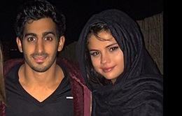Selena Gomez thân thiết với đại gia Dubai?