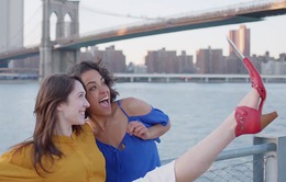 """Giầy """"tự sướng"""" Miz Mooz - Thiết bị kế nhiệm của chiếc gậy selfie"""