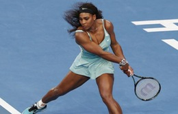 "Bỏ ""lời nguyền"", Serena Williams trở lại Indian Wells 2015"