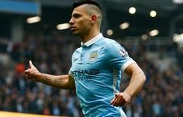 Sergio Aguero quyết tâm dứt áo rời Man City