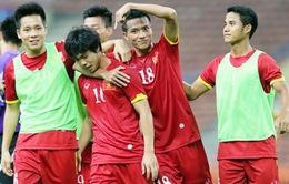 SEA Games 2015: Có thuận lợi cho U23 Việt Nam
