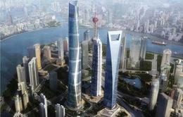 Trung Quốc khai trương tòa tháp cao thứ 2 thế giới