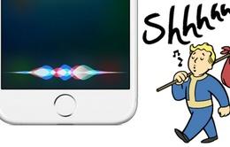 Cách tắt tiếng của trợ lý ảo Siri trên iOS 9